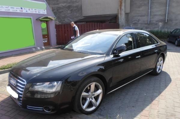 Audi A8 2010 2013 Raspolozhenie Vincom