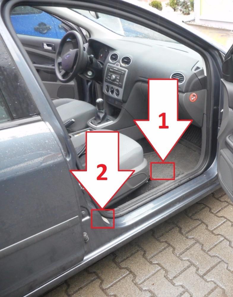 ford focus serial number decoder