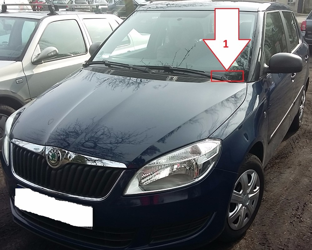 how to find vin number on car