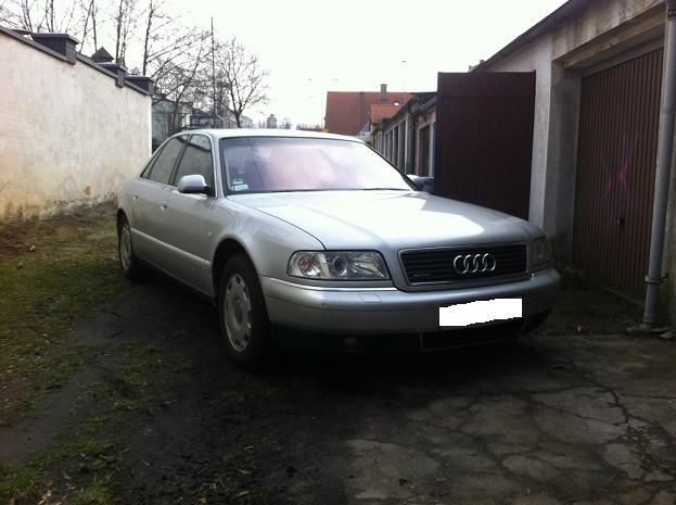 Audi A8 1999 2002 Raspolozhenie Vincom