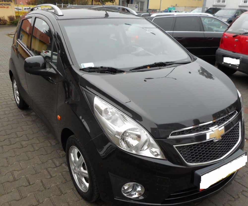 chevrolet spark 2010 2012 vin where is vin number find chassis number. Black Bedroom Furniture Sets. Home Design Ideas