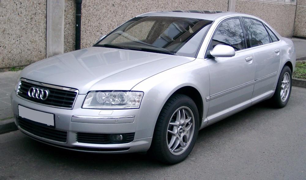 Audi A8 2002 2010 Raspolozhenie Vincom