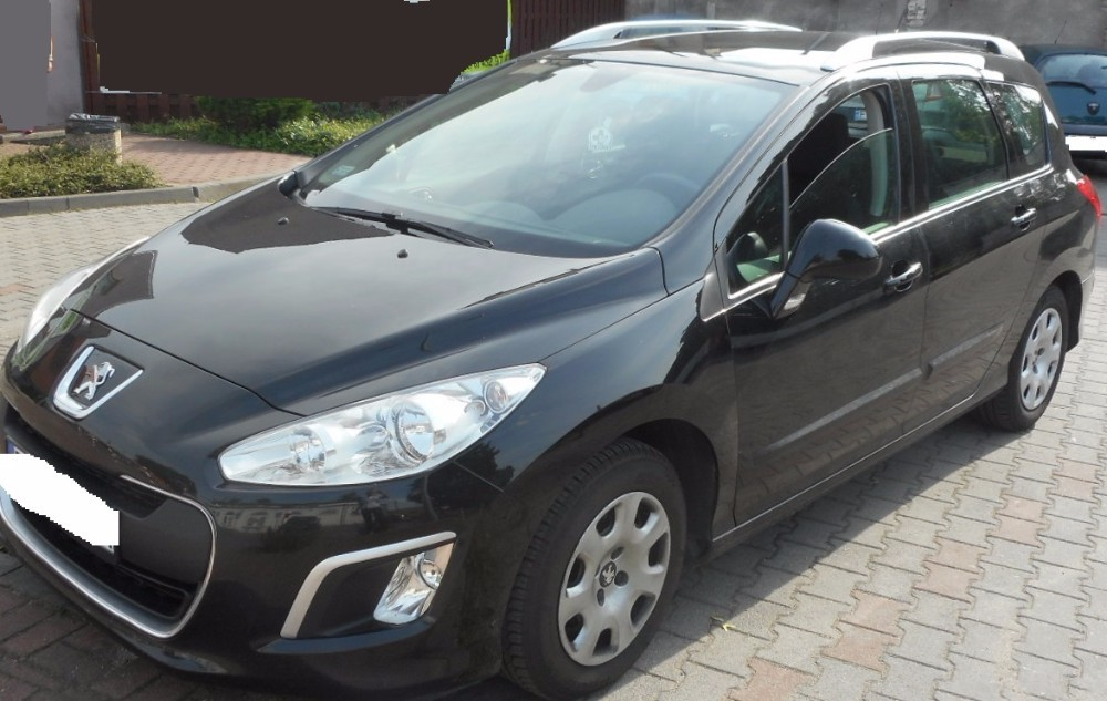 peugeot 308 2011 2013 vin where is vin number find chassis number. Black Bedroom Furniture Sets. Home Design Ideas