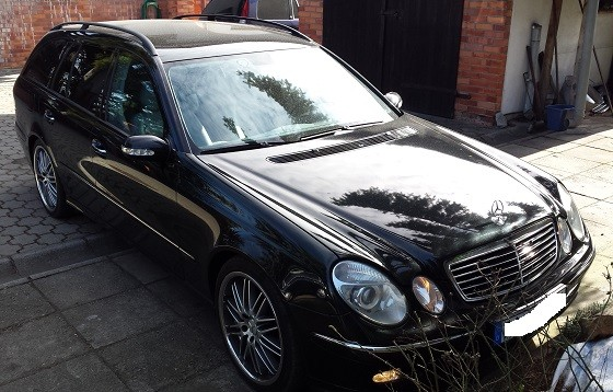 Mercedes benz e w211 2002 2009 vin for Vin decoder mercedes benz