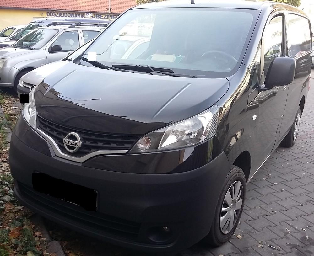 Nissan NV200 (2014-2018) - Where is VIN Number | Find ...