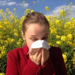 How allergy affects driving