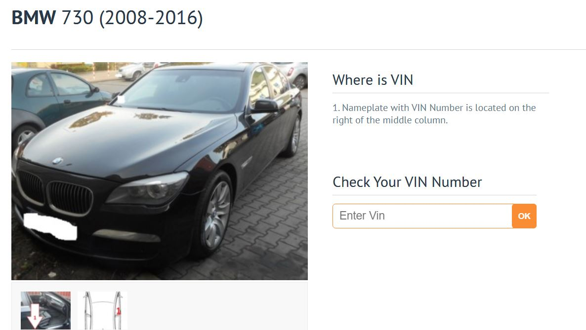Bmw How To Find And Decode Vin Number Where Is Vin Number Find Chassis Number