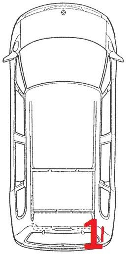 Volkswagen Caddy (2004-2010) - Where is VIN Number | Find ...
