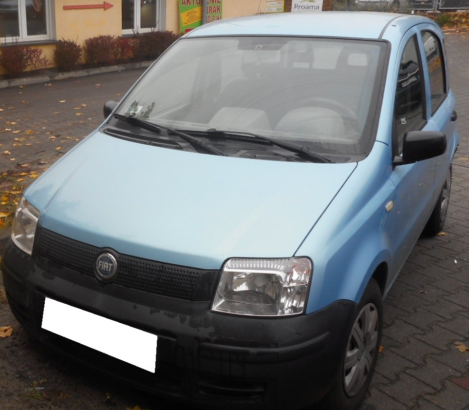 fiat panda 2003 2006 where is vin number find chassis number. Black Bedroom Furniture Sets. Home Design Ideas