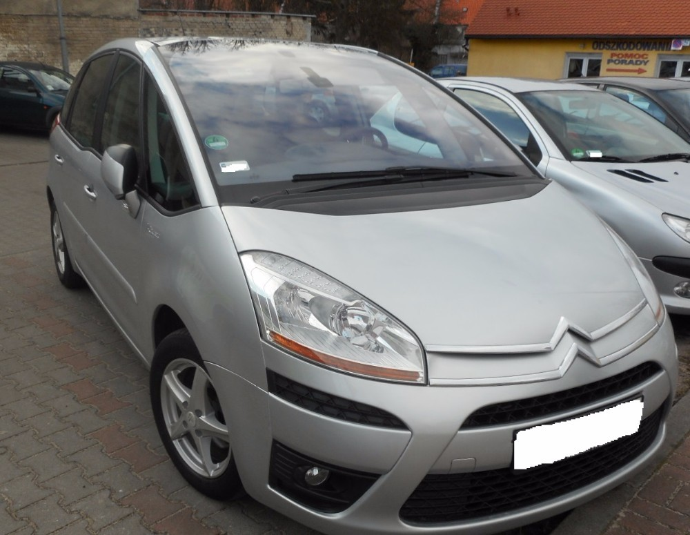 Vin Decoder Citroen Free >> Citroën C4 (2007-2013) - Where is VIN Number | Find Chassis Number