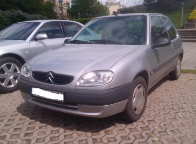 Vin Decoder Citroen Free >> Citroën SAXO (1999-2003) - Where is VIN Number | Find Chassis Number