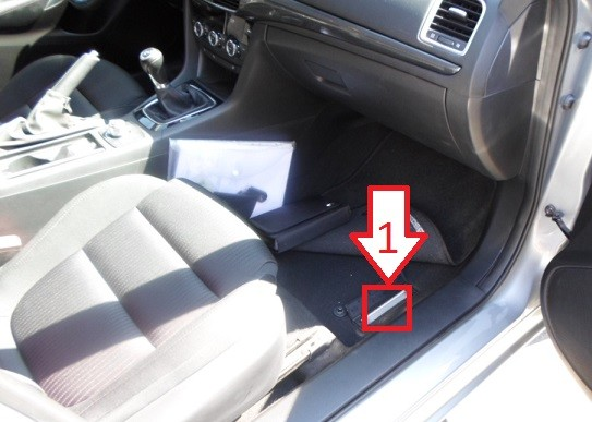 Mazda 6 20122014 Where Is Vin Number Find Chassis Numberrhvinlocation: Mazda 6 Vin Location At Gmaili.net