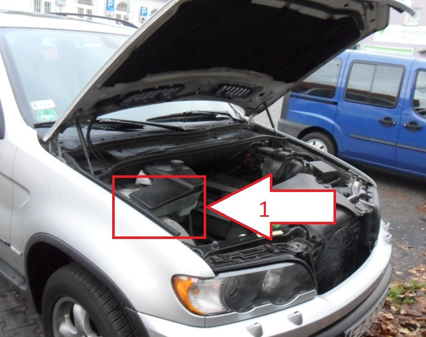 Where Is Vin Number Bmw X5 >> Bmw X5 2000 2006 Where Is Vin Number Find Chassis Number