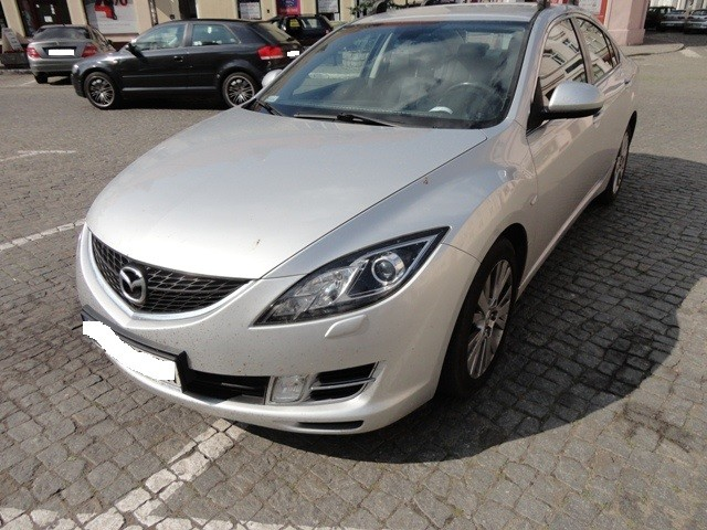 Mazda 6 20082010 Where Is Vin Number Find Chassis Numberrhvinlocation: Mazda 6 Vin Location At Gmaili.net